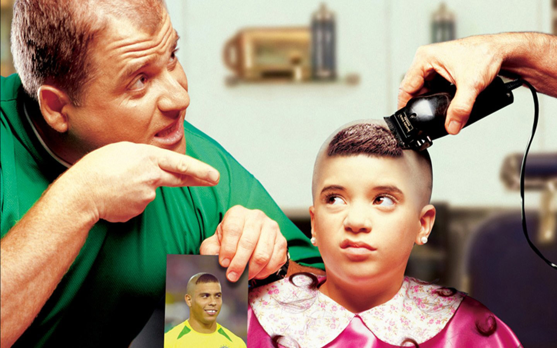 В парикмахерской прикольные картинки, одинокий